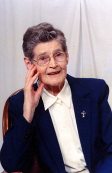 Kathrine E. Bellamy, RSM